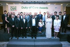 Duty of Care Award